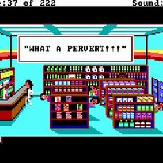 Leisure Suit Larry in the Land of the Lounge Lizards (1991) | 11 Video Games That Were Weirdly Controversial