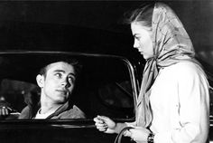 """Natalie said her favorite scene in Rebel Without a Cause was one she shared with James Dean that was cut from the film. """"It was in the car. I was waiting for him and he comes up and we talk to each other. There was a section of the scene where I imply that I've sort of been around, that I'm not really pure. I say to him, 'Do you think that's bad?' And he says 'No, I just think it's lonely. It's the loneliest time.'  I thought it was a wonderful line—right on the cutting room floor."""""""