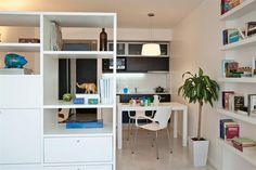 Claves para aprovechar el espacio en tu monoambiente Foto: Archivo LIVING
