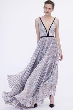 J. Mendel Resort 2016 Fashion Show