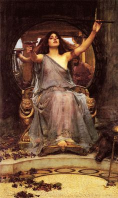 Circe...goddess of magic