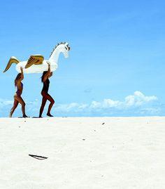 . . The FUNBOY Pegasus float | funboy.com . .