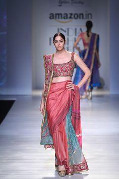 Shaina NC - Amazon India Fashion Week Autumn Winter 2017