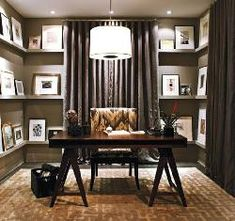 11 Inspirational Design Of Small Home Office Ideas For Men