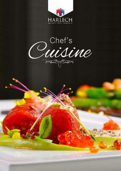I enjoy chef magazines! Chef' Cuisine