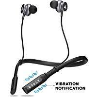 Boult Audio Probass Curve Neckband In Ear Wireless Bluetooth Earphones With Mic Ipx5 Sweatproof Deep Bass Headphones Sweatproof Headphones Headphones Earphone