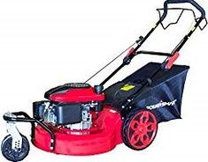 Ideal for the smaller yard, the compact, self-propelled gas-powered Power Smart push lawn mower is easy to operate in tight spaces and features three cutting systems including side discharge Gas Lawn Mower, Reel Lawn Mower, Walk Behind Lawn Mower, Self Propelled Mower, Steel Deck, Rear Wheel Drive, Deck Design, Pergola Designs, Lawn Care