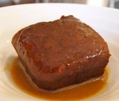 Recipe Easy Sticky Date Pudding by The Bush Gourmand - Recipe of category Desserts & sweets