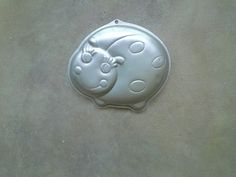 Lady Bug Wilton Character Pan