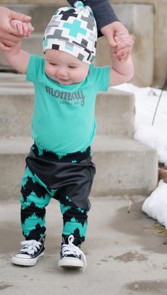 Beanie by Presley Couture | onesie by Carters | Joggers by JawDropNStuds | shoes by Converse | Beanie Baby | Model Baby | Photography