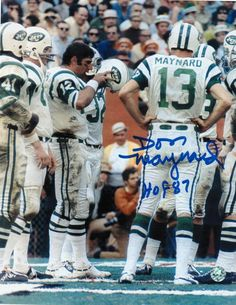5c8fb0c1ca5 AAA Sports Memorabilia LLC - Don Maynard New York Jets Autographed 8x10  Photo Inscribed