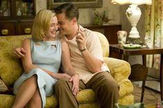 Revolucionary Road - Leonardo DiCaprio and Kate Winslet