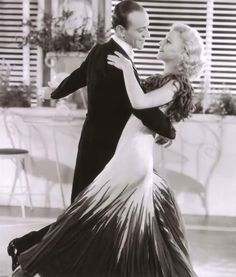 Fred Astaire & Ginger Rogers