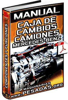 Descargar Manual de Caja de Cambios de Camiones Mercedes Benz Tesla Free Energy, Motor Diesel, Cool Diy, Cool Stuff, Caterpillar, Angel, Book, Mechanical Engineering, Amazing Cars