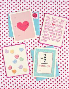 Free Valentine Printables #BabyCenterBlog
