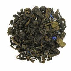Blueberry Flavored Green Tea - Loose Leaf http://www.englishteastore.com/loose-leaf-tea-blueberry-green.html