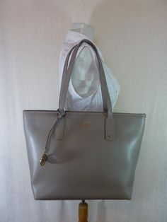 bd5f98b04f3 Furla Sabbia Leather New Daisy Gray Tote Bag. Get one of the hottest styles  of