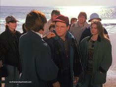 """""""Save the whale, George.  For me."""""""