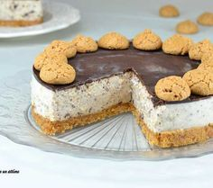 Sweet Recipes, Cake Recipes, Dessert Recipes, Cooking Cake, Cooking Recipes, Cheesecake Torta, Flan, Italian Pastries, Honey Almonds
