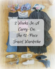 Here's my travel wardrobe for Italy in the springtime. This fits in a carry-on and should easily handle a week trip. Source by unefemme Europe Travel Outfits, Packing For Europe, Packing Tips For Travel, New Travel, Italy Travel, Italy Trip, Travel Ideas, Travel Hacks, Travel Style
