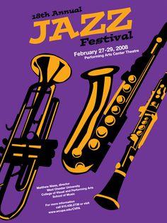 Poster: Jazz Festival