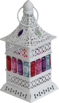 Bright Lanterns - Holds Tea Light Candles
