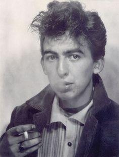George Harrison #photobooth #photomaton                                                                                                                                                                                 Plus