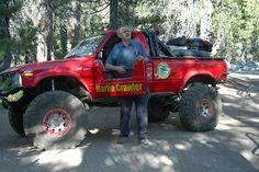 Marlin, And His Crawler Truck