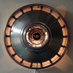 Hubcap Light