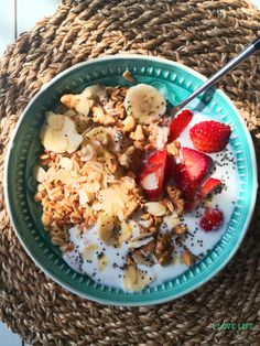 I LOVE LIFE - Strona 4 z 41 - blog kulinarny Love Life, Acai Bowl, Breakfast, Blog, Acai Berry Bowl, Morning Coffee, Blogging