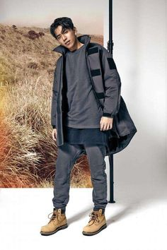 Vương Đại Lục - Darren Wang - Wang Ta Lu - 王大陸 Darren Wang, Champagne, Wolf, Winter Jackets, Celebrity, Asian, Actors, Architecture, My Love