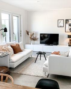 Living Room Interior, Home Living Room, Apartment Living, Living Room Decor, Home Room Design, Living Room Designs, Rental Home Decor, Grey Bedroom Decor, Ideas Hogar