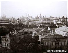 Исторические сюжеты: Незнакомая Москва Готье-Дюфайе