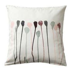 IKEA - SKOGSNÄVA Cushion cover beige, pink