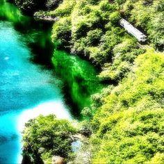 新緑の川辺 / Fresh green river - @ue_mac- #webstagram Green River, Fresh Green, Hue, My Photos, Water, Pictures, Outdoor, The Great Outdoors, Aqua