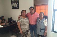 Tras el apoyo del coordinador del PVEM en el Congreso del Estado, la colonia Lomas de Punhuato podrá equipar su iglesia con bancas y otros materiales requeridos para mejorar las ...