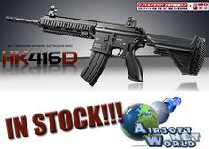 Marui HK416D At Airsoft World