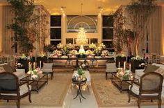 Resultado de imagem para salão decoração romântica festas