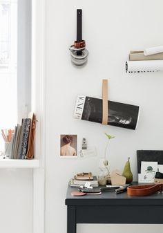 heimelig-shop - leather strap by mathilda clahr