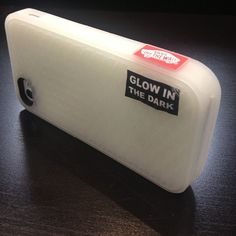 A glow in the dark vans iPhone case I need this!!!