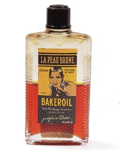 Bakeroil, suntan oil by Bakerfix (c.1927) [thanks @Lily  {of opulence} xx]