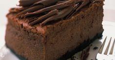 تشيز كيك الشوكولا و الاوريو بدون خبز - No Bake Chocolate Oreo Cheesecake