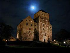 Keskiaika, 1200-luku, Turun linna ulkokuva