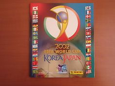 Panini wc 2002 korea - #japan -  world cup fifa - #original #sticker album,  View more on the LINK: http://www.zeppy.io/product/gb/2/331986515182/