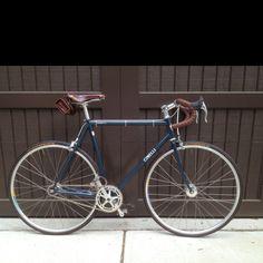 World's most beautiful bike.