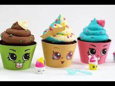 Shopkins Cupcakes! Queen Cupcake & Cupcake Chic | My Cupcake Addiction - YouTube