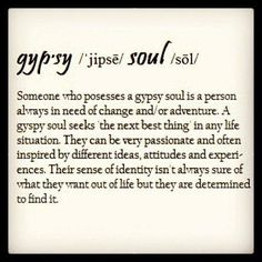 I'm glad this definition now has words because I have always described myself this way but never was able to explain.