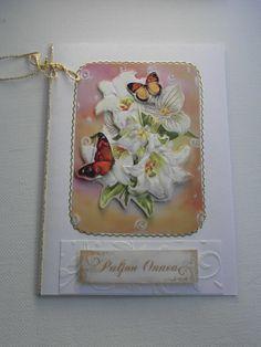 Kortti #63 / Greeting card by Miss Piggy