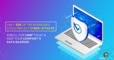 CISSP Training Online and Live Virtual Class. CISSP training helps you learn how to create, evaluate & implement cybersecurity technologies. Online Training Courses, Online Courses, Security Tools, Cyber Attack, Certificate, Technology, Business, Tech, Tecnologia