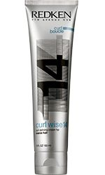 Redken Curl Wise 14, Curl Cream. This does wonders for the natural curl in my hair!!